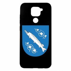 Etui na Xiaomi Redmi Note 9/Redmi 10X Rybnik herb