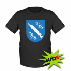 Koszulka dziecięca Rybnik herb