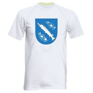 Koszulka sportowa męska Rybnik herb