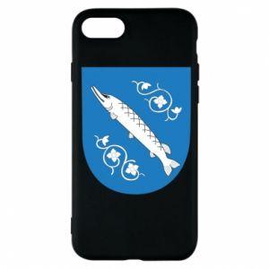 Etui na iPhone 7 Rybnik herb