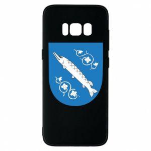 Etui na Samsung S8 Rybnik herb