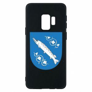 Etui na Samsung S9 Rybnik herb