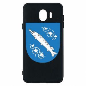 Etui na Samsung J4 Rybnik herb