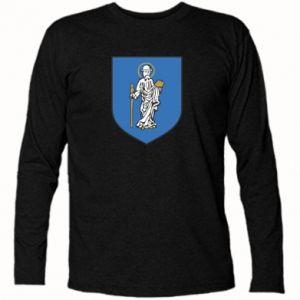 Koszulka z długim rękawem Rybnik - PrintSalon