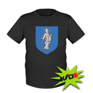 Dziecięcy T-shirt Rybnik - PrintSalon