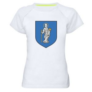 Damska koszulka sportowa Rybnik