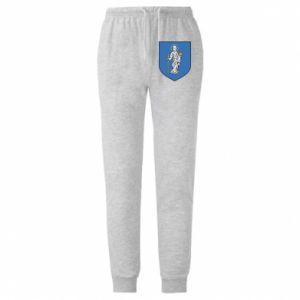 Męskie spodnie lekkie Rybnik - PrintSalon