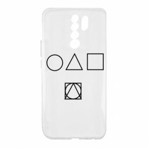 Xiaomi Redmi 9 Case Figures