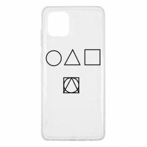 Samsung Note 10 Lite Case Figures