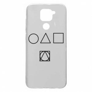 Xiaomi Redmi Note 9 / Redmi 10X case % print% Figures