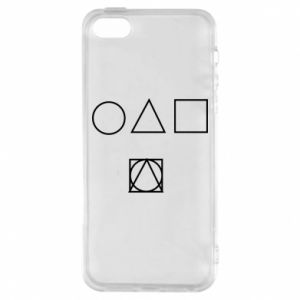 Phone case for iPhone 5/5S/SE Figures