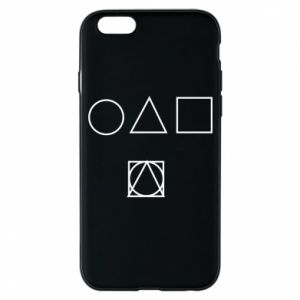 Phone case for iPhone 6/6S Figures