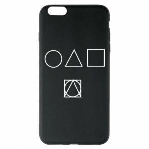 Phone case for iPhone 6 Plus/6S Plus Figures