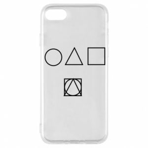 Phone case for iPhone 7 Figures