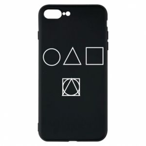 Phone case for iPhone 7 Plus Figures