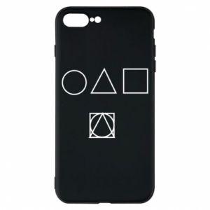 Phone case for iPhone 8 Plus Figures