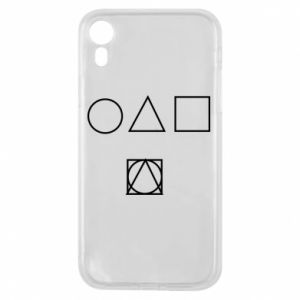 Phone case for iPhone XR Figures