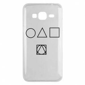 Phone case for Samsung J3 2016 Figures