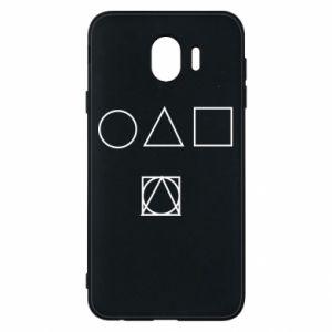 Phone case for Samsung J4 Figures