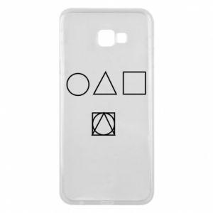 Phone case for Samsung J4 Plus 2018 Figures