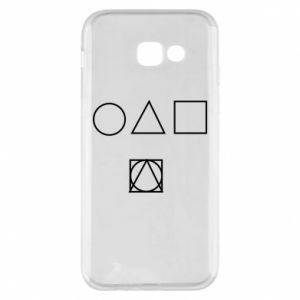 Phone case for Samsung A5 2017 Figures