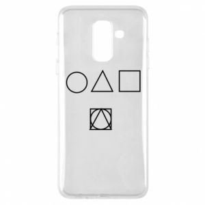 Phone case for Samsung A6+ 2018 Figures