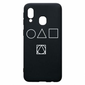 Phone case for Samsung A40 Figures