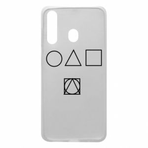 Phone case for Samsung A60 Figures