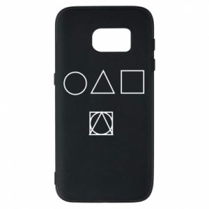 Phone case for Samsung S7 Figures