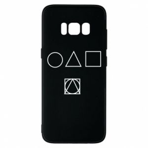 Phone case for Samsung S8 Figures