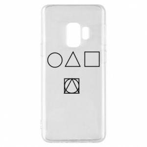 Phone case for Samsung S9 Figures
