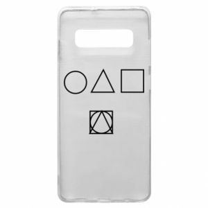 Phone case for Samsung S10+ Figures