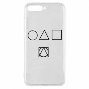 Phone case for Huawei Y6 2018 Figures