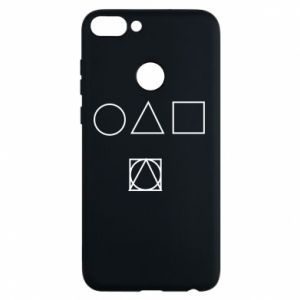Phone case for Huawei P Smart Figures