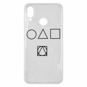 Phone case for Huawei P Smart Plus Figures