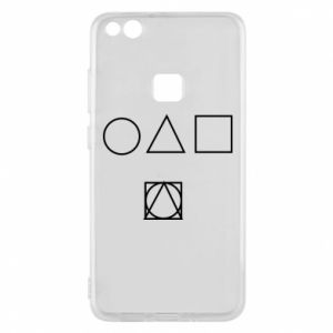 Phone case for Huawei P10 Lite Figures