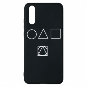 Phone case for Huawei P20 Figures