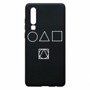 Phone case for Huawei P30 Figures