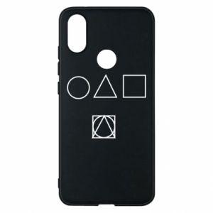 Phone case for Xiaomi Mi A2 Figures
