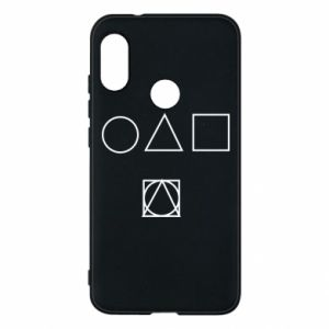Phone case for Mi A2 Lite Figures