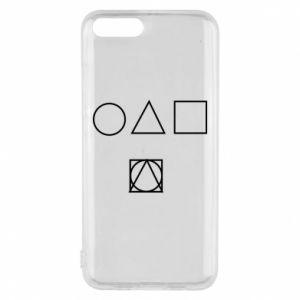 Phone case for Xiaomi Mi6 Figures