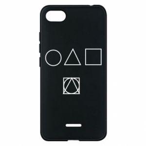 Phone case for Xiaomi Redmi 6A Figures