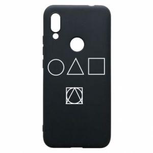 Phone case for Xiaomi Redmi 7 Figures