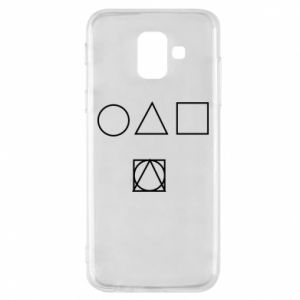 Phone case for Samsung A6 2018 Figures
