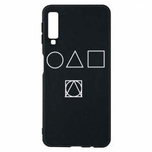Phone case for Samsung A7 2018 Figures