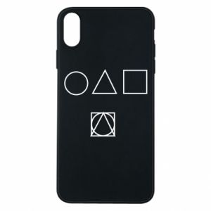 Phone case for iPhone Xs Max Figures