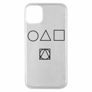Phone case for iPhone 11 Pro Figures