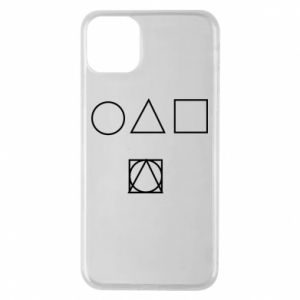Phone case for iPhone 11 Pro Max Figures