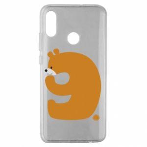 Etui na Huawei Honor 10 Lite Rysunek niedźwiedź przez 9 lat
