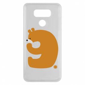 Etui na LG G6 Rysunek niedźwiedź przez 9 lat